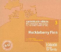 Cover-Bild zu Huckleberry Finn (Audio Download) von Twain, Mark
