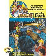 Cover-Bild zu Tommy und seine Freunde, Folge 4: Das Feuerwerk / Der verhinderte Überfall (Audio Download) von Fröhler, Rudolf