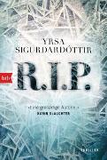 Cover-Bild zu R.I.P von Sigurdardóttir, Yrsa