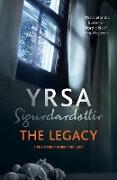 Cover-Bild zu Legacy (eBook) von Sigurdardottir, Yrsa