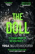 Cover-Bild zu Doll (eBook) von Sigurdardottir, Yrsa