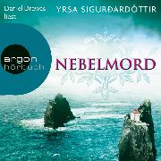 Cover-Bild zu Nebelmord (Ungekürzte Lesung) (Audio Download) von Sigurdardóttir, Yrsa