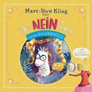 Cover-Bild zu Kling, Marc-Uwe: Das NEINhorn und die SchLANGEWEILE, Prinzessin Popelkopf