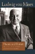 Cover-Bild zu Theory and History: An Interpretation of Social and Economic Evolution von Mises, Ludwig Von