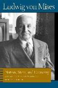 Cover-Bild zu Nation, State, and Economy: Contributions to the Politics and History of Our Time von Mises, Ludwig Von
