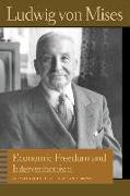 Cover-Bild zu Economic Freedom and Interventionism: An Anthology of Articles and Essays von Mises, Ludwig Von