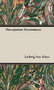 Cover-Bild zu Omnipotent Government von Mises, Ludwig Von