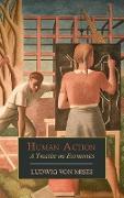 Cover-Bild zu Human Action von Mises, Ludwig Von