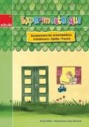 Cover-Bild zu Müller, Roland: Experimentehaus. Zusatzmaterial