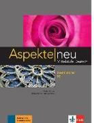 Cover-Bild zu Aspekte neu B2 Intensivtrainer von Lütke, Marion