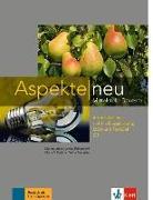 Cover-Bild zu Aspekte neu C1. Intensivtrainer mit Prüfungstraining DSH und TestDaF von Lütke, Marion
