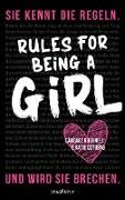 Cover-Bild zu Rules For Being A Girl (eBook) von Bushnell, Candace