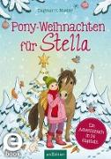 Cover-Bild zu Pony-Weihnachten für Stella (eBook) von Mueller, Dagmar H.