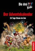 Cover-Bild zu Die drei ??? Kids, Der Adventskalender (drei Fragezeichen Kids) (eBook) von Blanck, Ulf