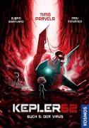 Cover-Bild zu Kepler62: Buch 5 - Das Virus (eBook) von Parvela, Timo