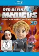 Cover-Bild zu Donnelly, Elfie: Der kleine Medicus - Bodynauten auf geheimer Mission im Körper