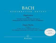 Cover-Bild zu Bach, Johann Sebastian: Orgelwerke, Band 6