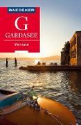 Cover-Bild zu Baedeker Reiseführer Gardasee, Verona (eBook) von Müssig, Jochen