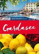 Cover-Bild zu Baedeker SMART Reiseführer Gardasee (eBook) von Müssig, Jochen