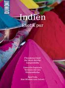 Cover-Bild zu DuMont Bildatlas Indien von Müssig, Jochen