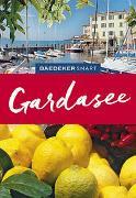 Cover-Bild zu Baedeker SMART Reiseführer Gardasee von Müssig, Jochen