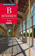 Cover-Bild zu Baedeker Reiseführer Böhmen - Prag von Müssig, Jochen