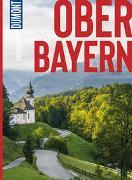 Cover-Bild zu DuMont Bildatlas Oberbayern von Müssig, Jochen