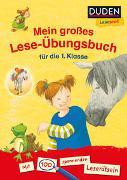 Cover-Bild zu Duden Leseprofi - Mein großes Lese-Übungsbuch für die 1. Klasse von Holthausen, Luise
