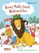 Cover-Bild zu König Malte feiert Weihnachten (eBook) von Klein, Martin