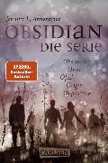 Cover-Bild zu Obsidian: Band 1-5 der romantischen Fantasy-Serie im Sammelband! (eBook) von Armentrout, Jennifer L.