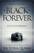 Cover-Bild zu Black Forever (Obsidian, #4) (eBook) von Quinn, Victoria