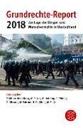 Cover-Bild zu Grundrechte-Report 2018 (eBook) von Pelzer, Marei (Hrsg.)
