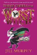 Cover-Bild zu Three Cheers for the Worst Witch von Murphy, Jill