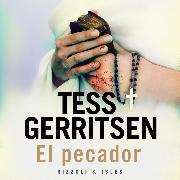 Cover-Bild zu El pecador (Audio Download) von Gerritsen, Tess