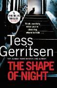 Cover-Bild zu The Shape of Night (eBook) von Gerritsen, Tess
