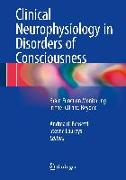 Cover-Bild zu Laureys, Steven (Hrsg.): Clinical Neurophysiology in Disorders of Consciousness