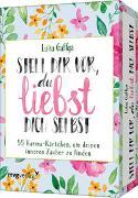 Cover-Bild zu Stell dir vor, du liebst dich selbst - 55 Karma-Kärtchen, um deinen inneren Zauber zu finden von Gaffga, Luisa