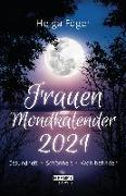 Cover-Bild zu Frauen-Mondkalender 2021 von Föger, Helga