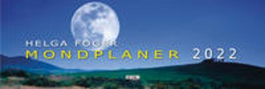 Cover-Bild zu Mondplaner 2022 von Föger, Helga