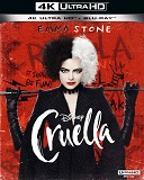 Cover-Bild zu Cruella LA 4K von Craig Gillespie (Reg.)