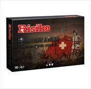 Cover-Bild zu RISIKO - Röstigraben
