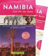 Cover-Bild zu Karl, Roland F.: Namibia - Zeit für das Beste