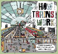 Cover-Bild zu How Trains Work von Gifford, Clive