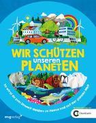Cover-Bild zu Wir schützen unseren Planeten von Gifford, Clive