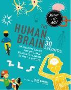 Cover-Bild zu The Human Brain in 30 Seconds (eBook) von Gifford, Clive