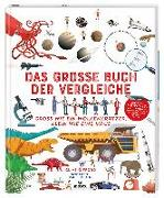 Cover-Bild zu Das große Buch der Vergleiche von Gifford, Clive