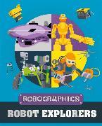 Cover-Bild zu Robot Explorers von Gifford, Clive