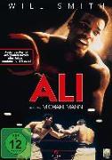 Cover-Bild zu Michael Mann (Reg.): ALI