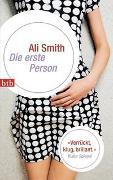 Cover-Bild zu Smith, Ali: Die erste Person
