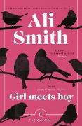 Cover-Bild zu Smith, Ali: Girl Meets Boy